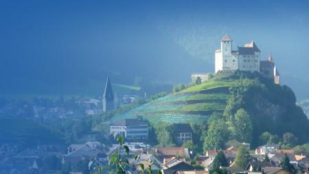 Scenic flights from Balzers