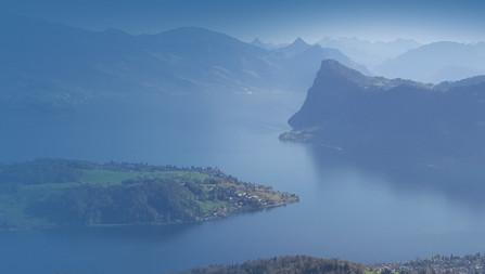 Die Sehenswürdigkeiten der Innerschweiz mit Zwischenlandung