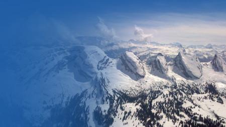 Churfirsten – Glarner Alpen – Alpstein – Säntis