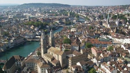 Scenic flights from Zurich