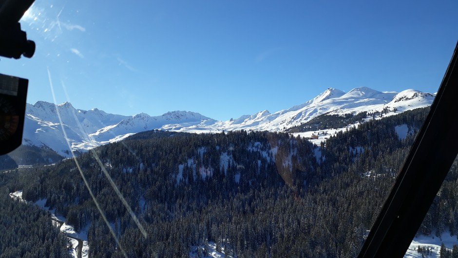 Arosa, Skigebiet